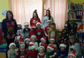 2015 Christmas Jumper Day