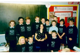 1998 - Sharon Haughey, Past Pupil