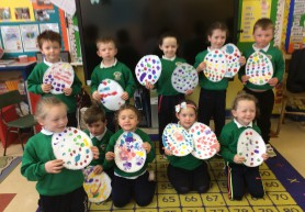 Easter Greetings from P1&2
